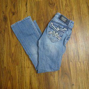 Miss Me Jeans Easy Boot JE1053EL